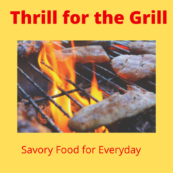 Thrill for the Grill
